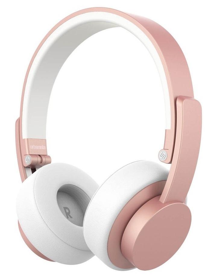 Seattle Wireless On-Ear Headphones - Rose Gold image 1