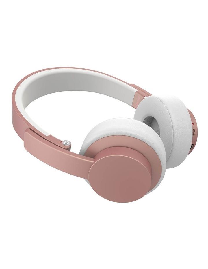Seattle Wireless On-Ear Headphones - Rose Gold image 2