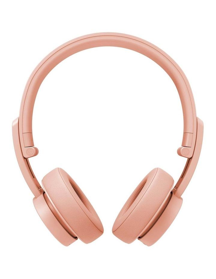 Detroit Wireless On-Ear Headphones - Peach image 1