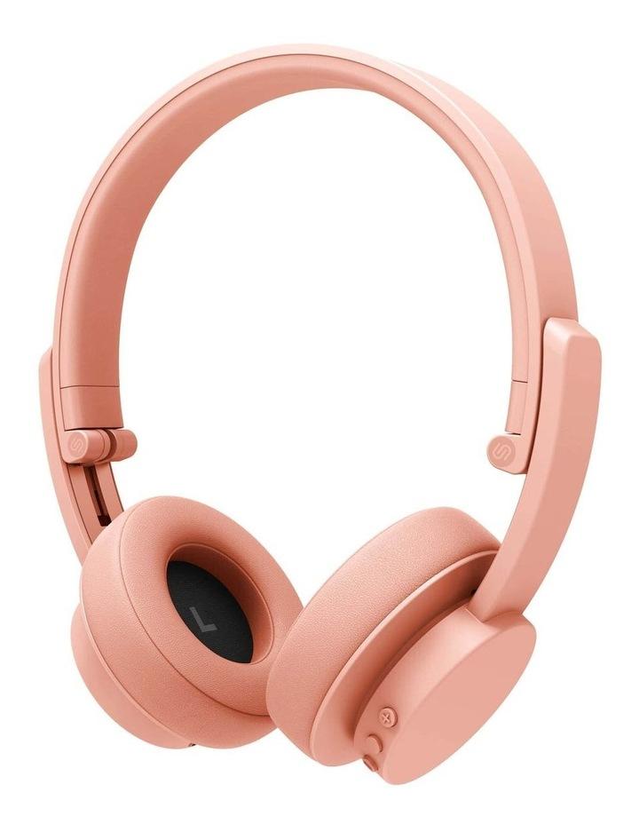 Detroit Wireless On-Ear Headphones - Peach image 2