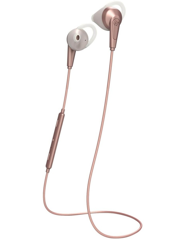 Chicago Wireless Sport Earphones -  Rose Gold image 1