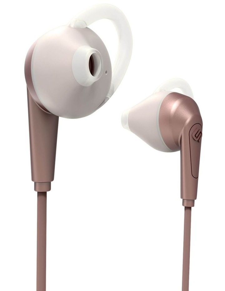 Chicago Wireless Sport Earphones -  Rose Gold image 2