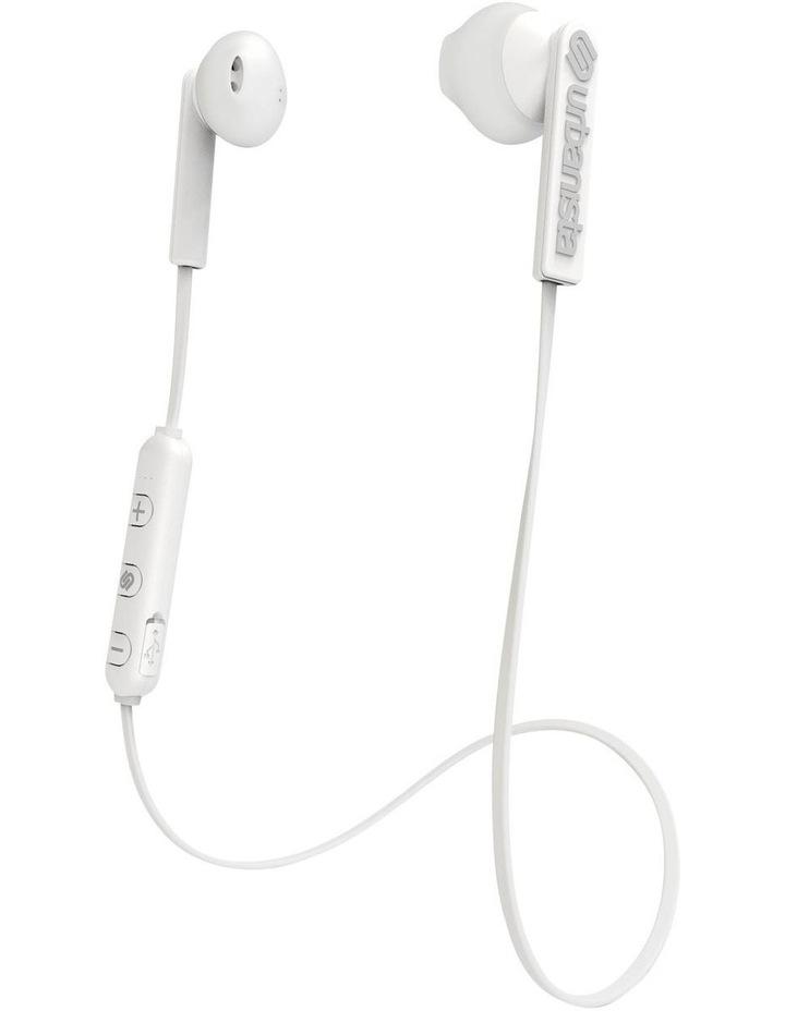 Berlin Wireless Earphones -  White image 2
