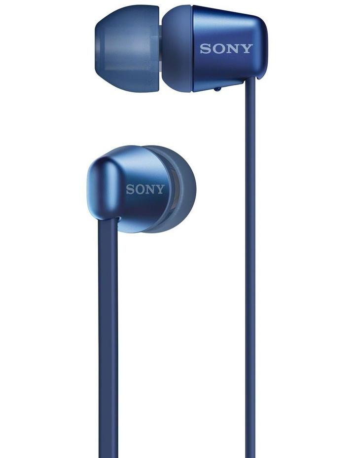 Blue Wireless In-Ear Headphones WIC310L image 1