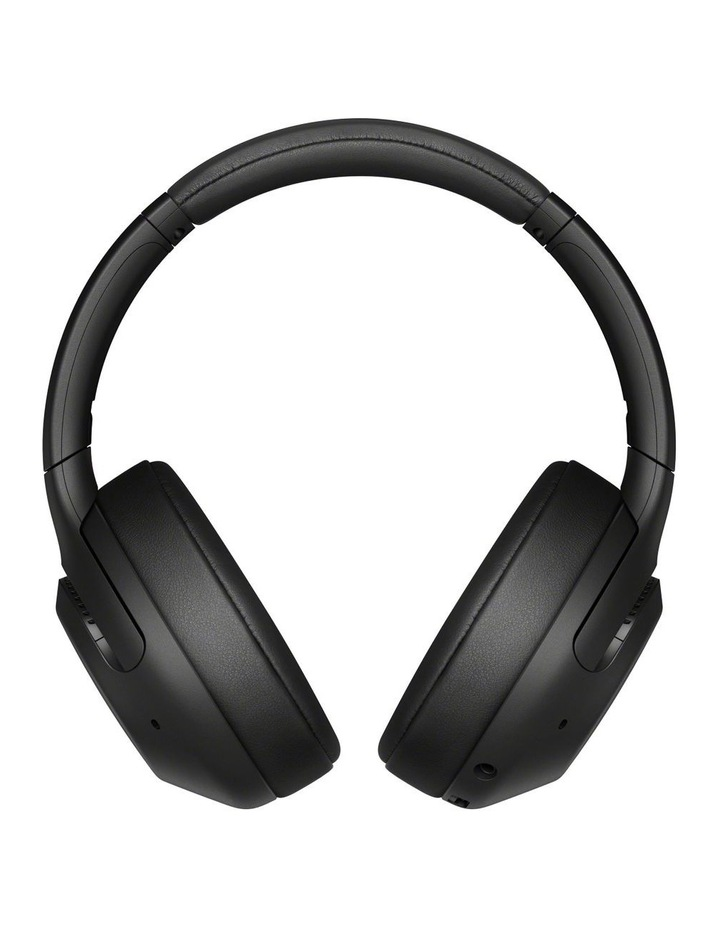 WHXB900NB Wireless Over-Ear Noise Cancelling Headphones Black image 2