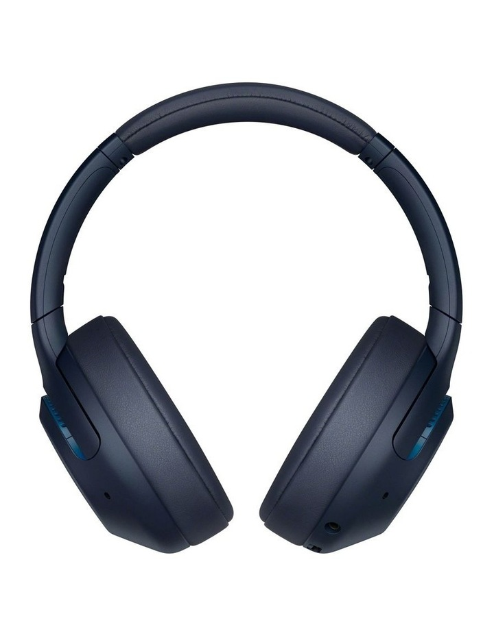 WHXB900NL Wireless Over-Ear Noise Cancelling Headphones Blue image 2