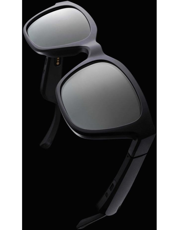 S/M Mirrored Silver Alto Style Polarised Lenses image 2