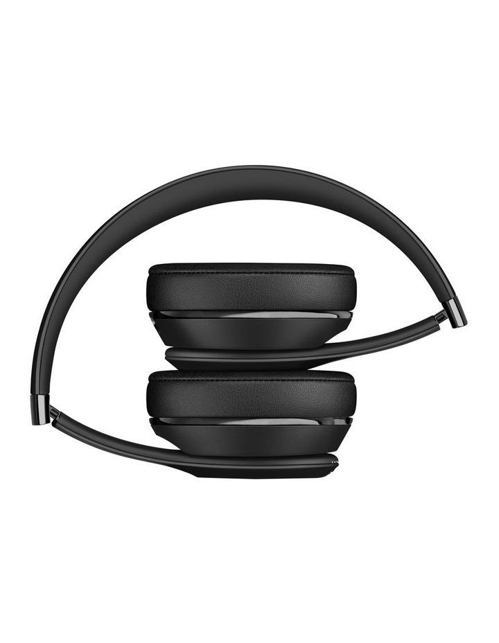 Beats Solo3 Wireless On-Ear Headphones Black MX432PA/A image 4