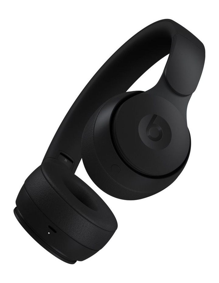 Solo Pro Wireless Noise Cancelling On-Ear Headphones Black image 3
