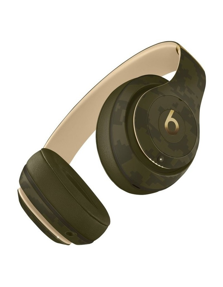 Studio3 Wireless Over-Ear Headphones Camo Collection - Forest Green image 2