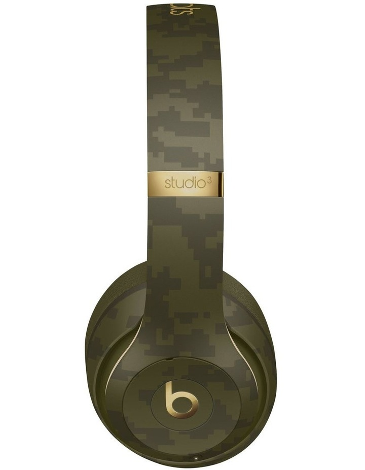 Studio3 Wireless Over-Ear Headphones Camo Collection - Forest Green image 3