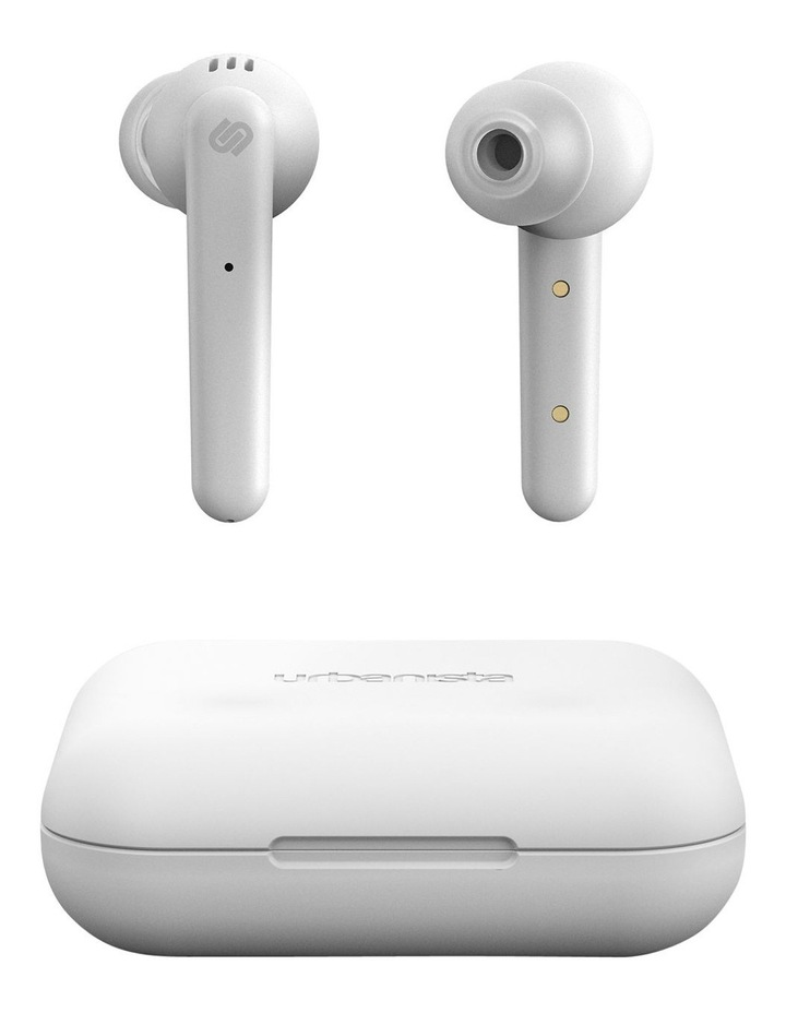 Urbanista Paris Truly W/Less In-Ear H/Phns White image 1