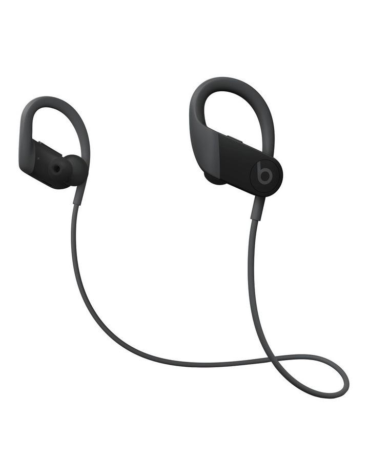 Powerbeats Black High-Performance Wireless Earphones image 1