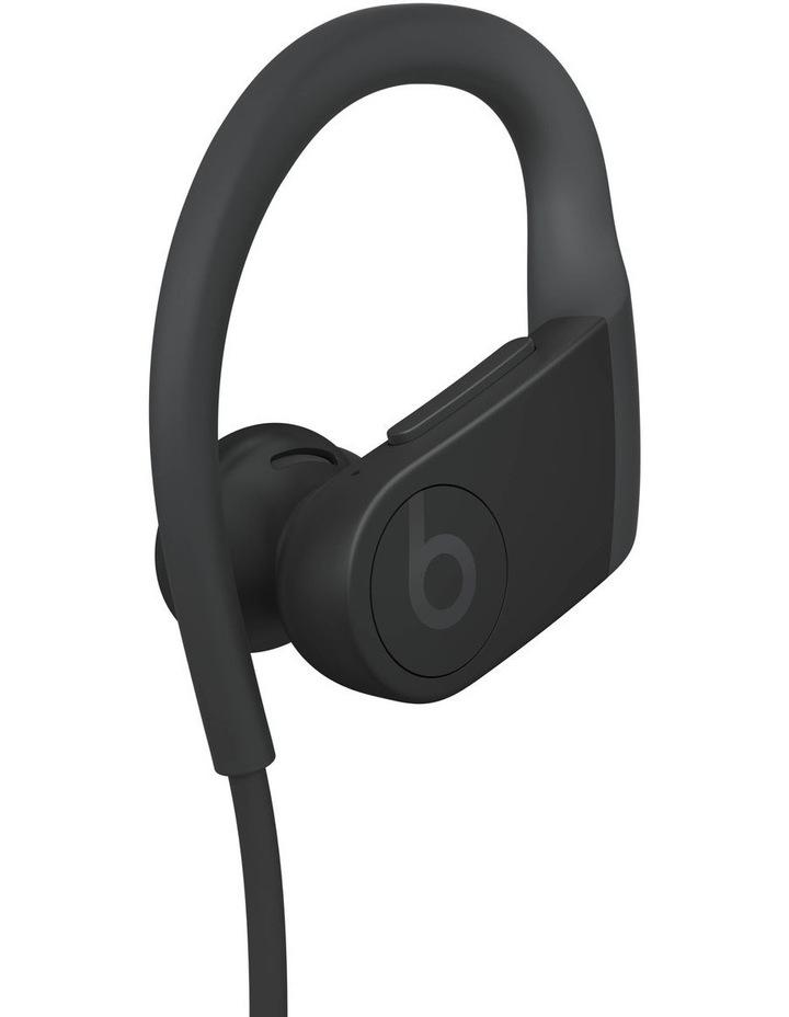 Powerbeats Black High-Performance Wireless Earphones image 3