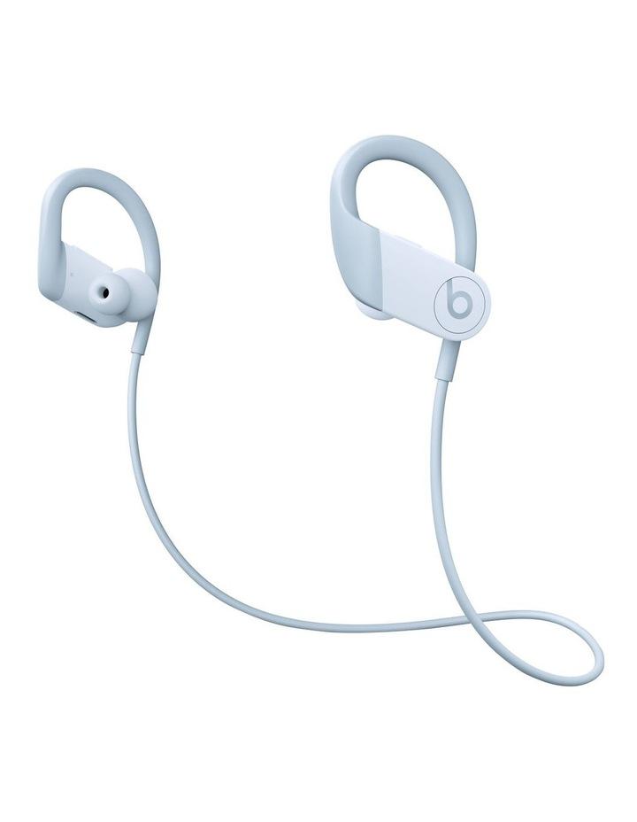 Powerbeats White High-Performance Wireless Earphones image 1