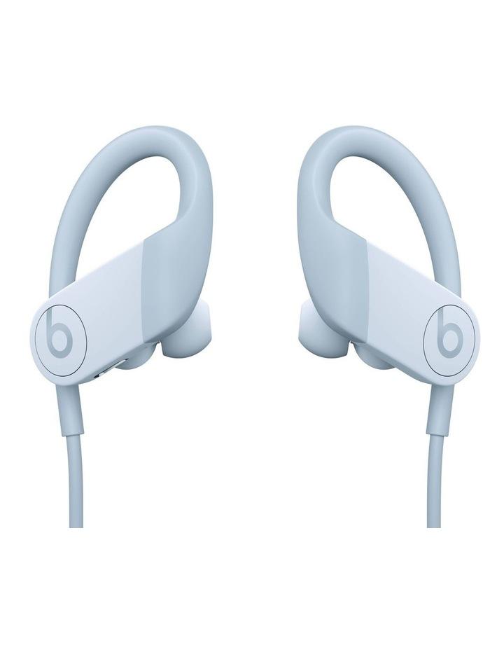 Powerbeats White High-Performance Wireless Earphones image 2