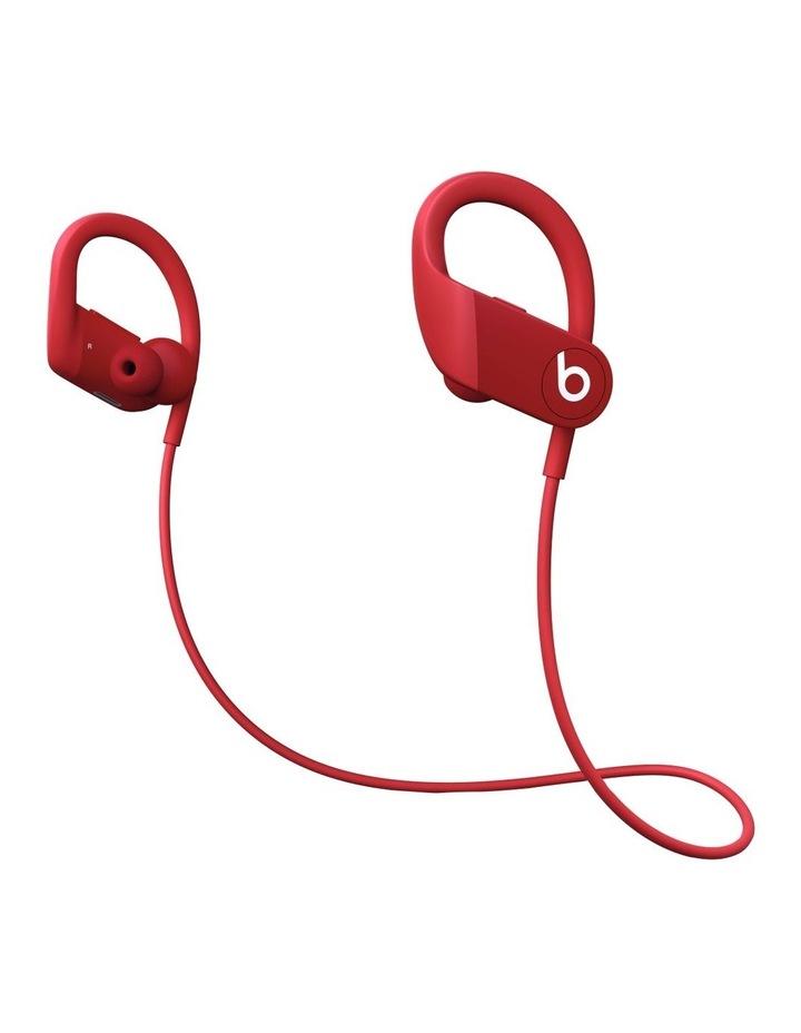 Powerbeats Red High-Performance Wireless Earphones image 1
