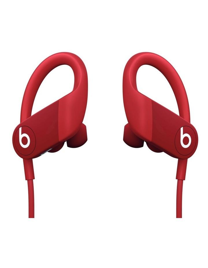 Powerbeats Red High-Performance Wireless Earphones image 2