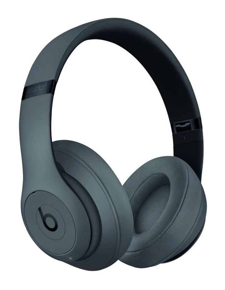 Studio 3 Wireless Over-Ear Headphones - Grey image 1