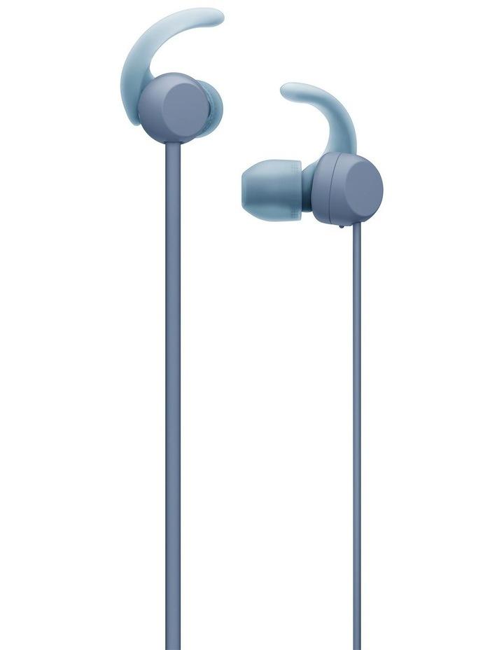 Sony WISP510L In-Ear Neckband Sport Headphones Blue image 2