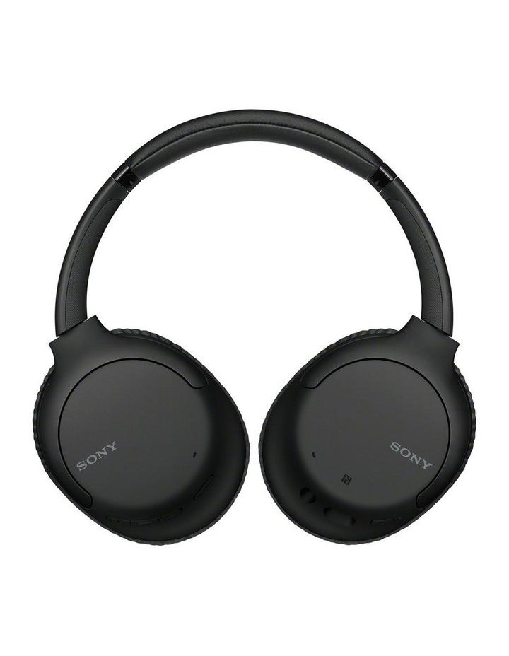 Sony WHCH710NB NC Over Headphone Black image 6