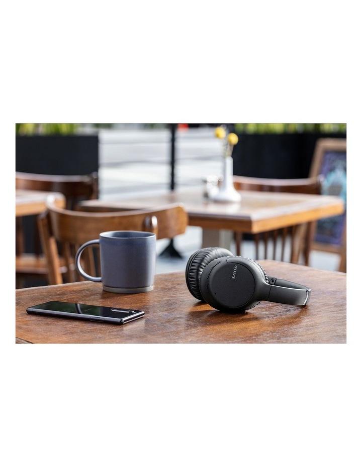 Sony WHCH710NB NC Over Headphone Black image 7