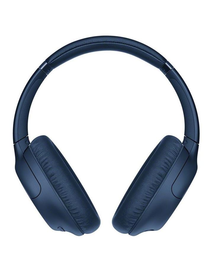 Sony WHCH710NL NC Over Headphones Blue image 2