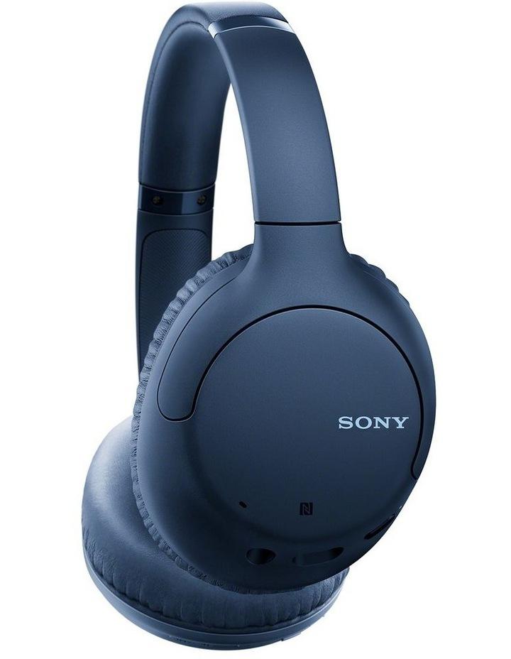 Sony WHCH710NL NC Over Headphones Blue image 4