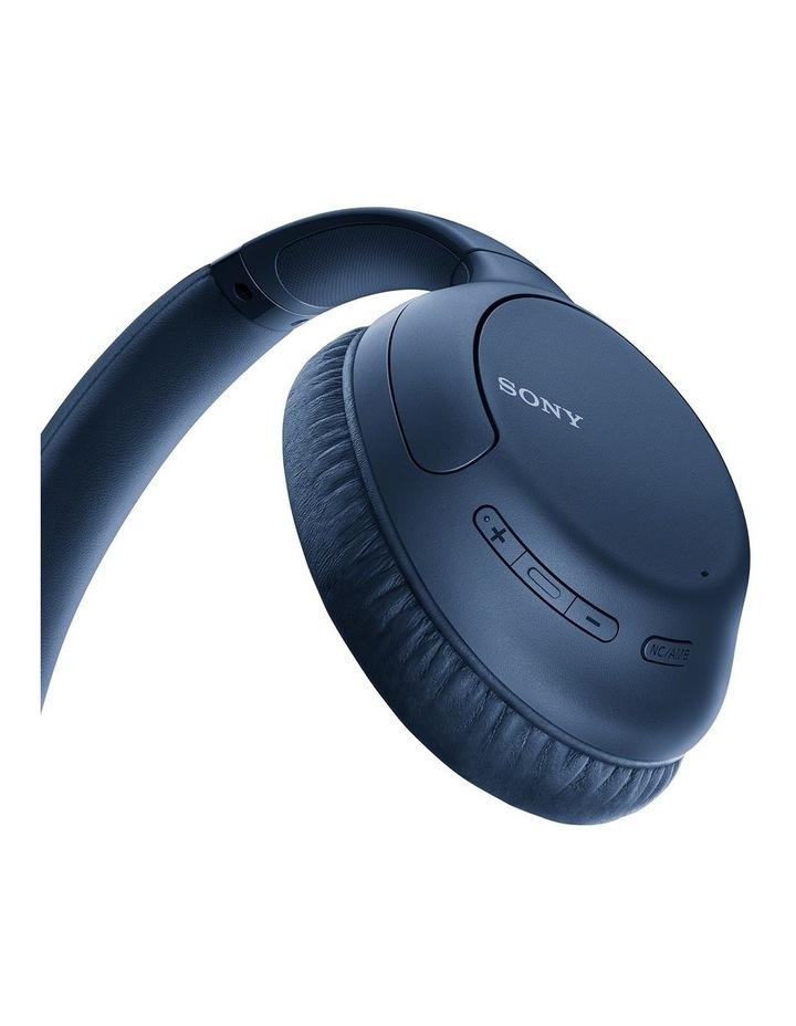 Sony WHCH710NL NC Over Headphones Blue image 5