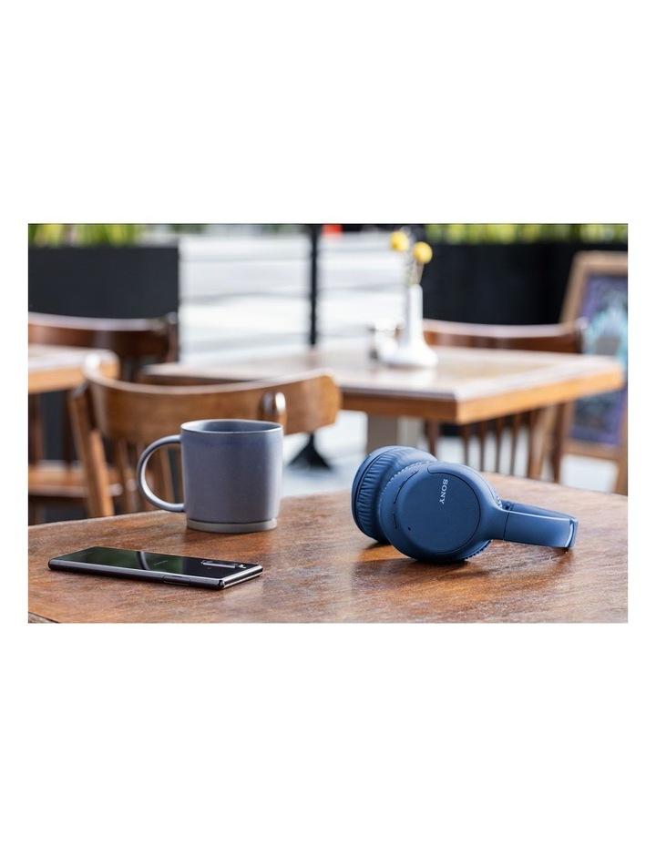 Sony WHCH710NL NC Over Headphones Blue image 6