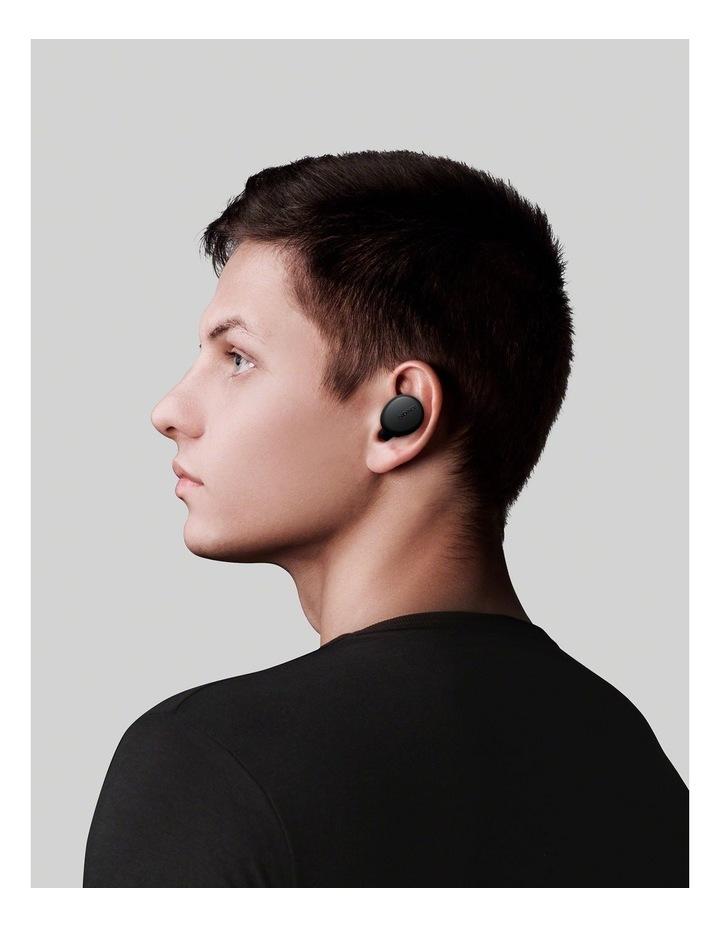 Sony WFXB700B Truly W/less BT Headphones Blk image 7