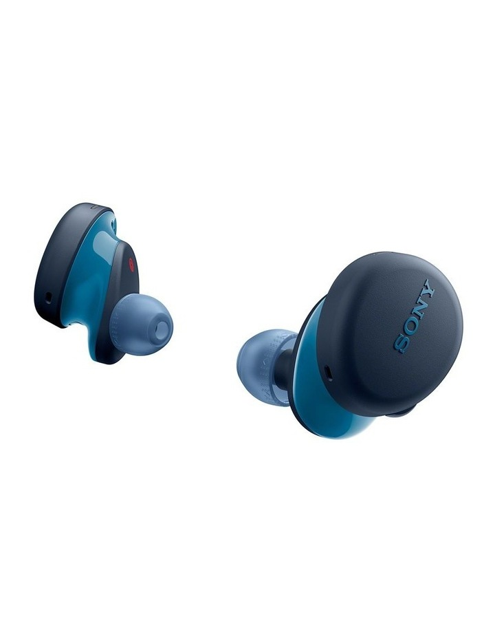 Sony WFXB700L Truly W/less BT Headphones Blue image 5