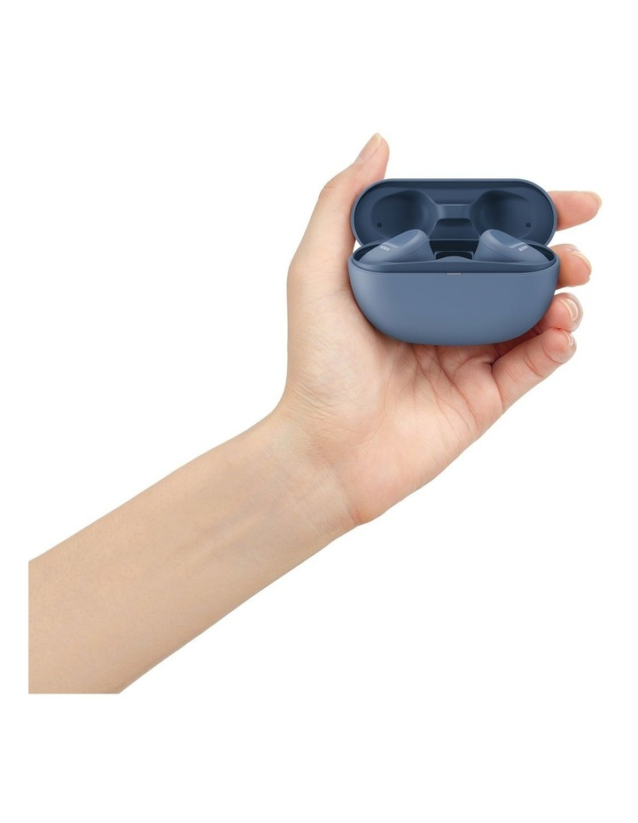 Truly Wireless Sports Bluetooth Headphones Blue WFSP800NL image 7