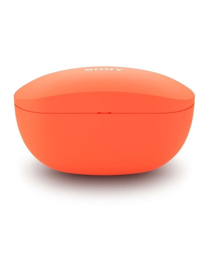 Truly Wireless Sports Bluetooth Headphones Orange WFSP800ND image 4