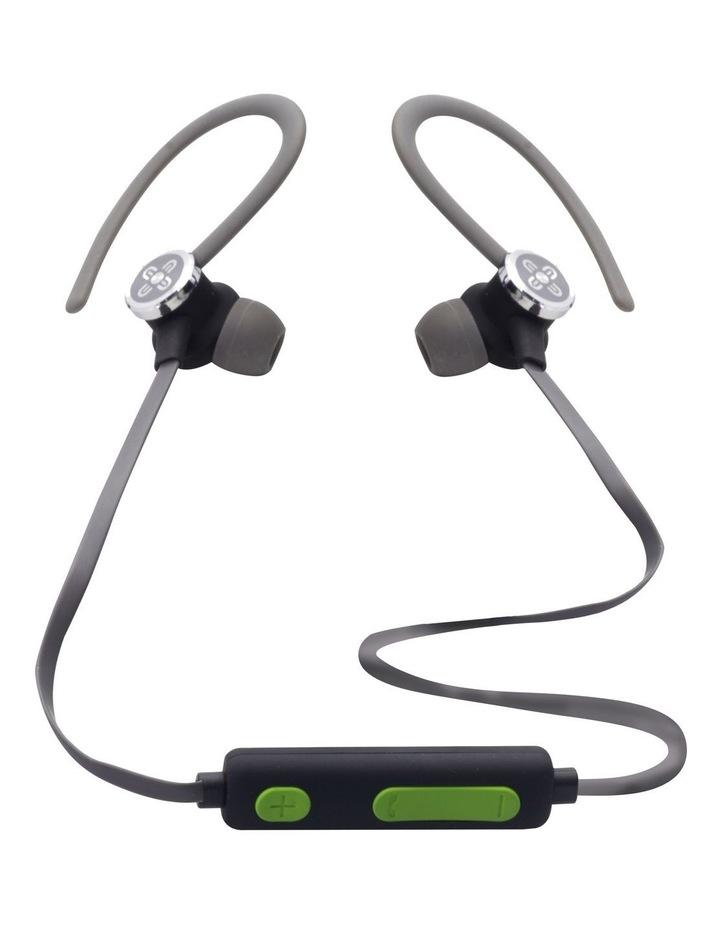Exo Active Bluetooth Earphones - Black image 1