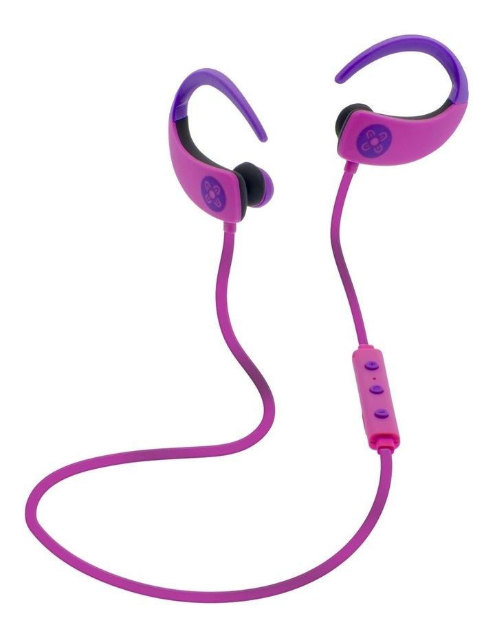 Octane Bluetooth Earphones - Pink image 1