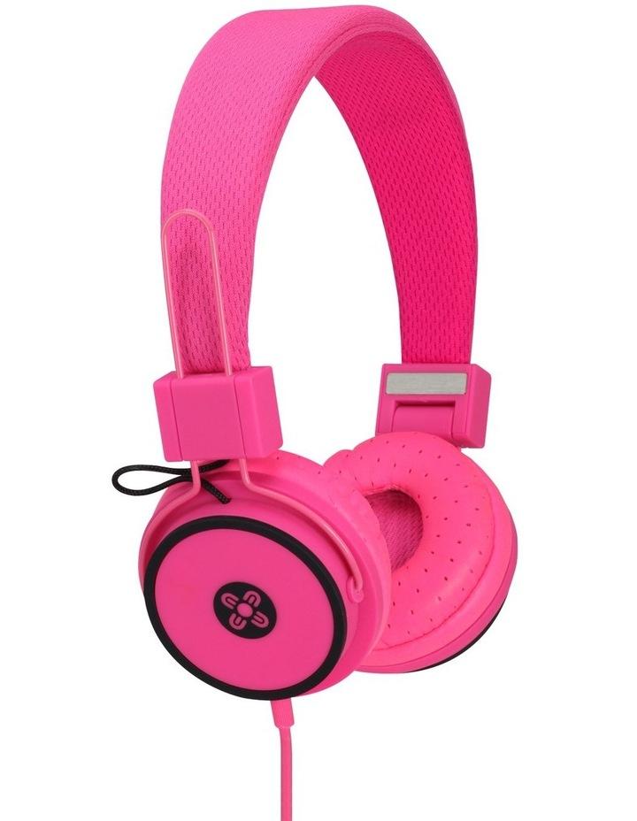 Hyper Headphone - Pink image 1