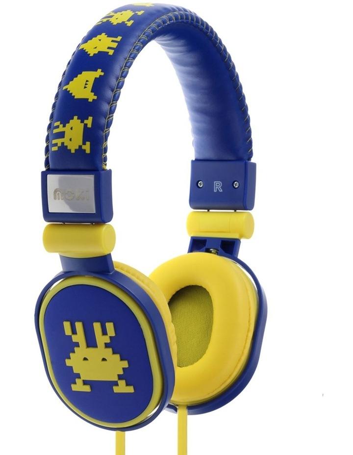 Poppers on-ear Headphones - Martian Blue image 1