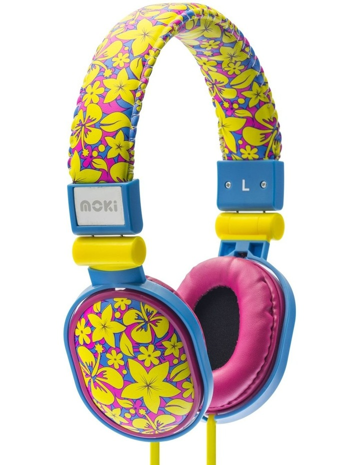 Poppers on-ear Headphones - Aloha image 1