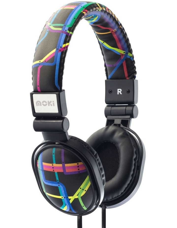 Poppers on-ear Headphones - Subway image 1