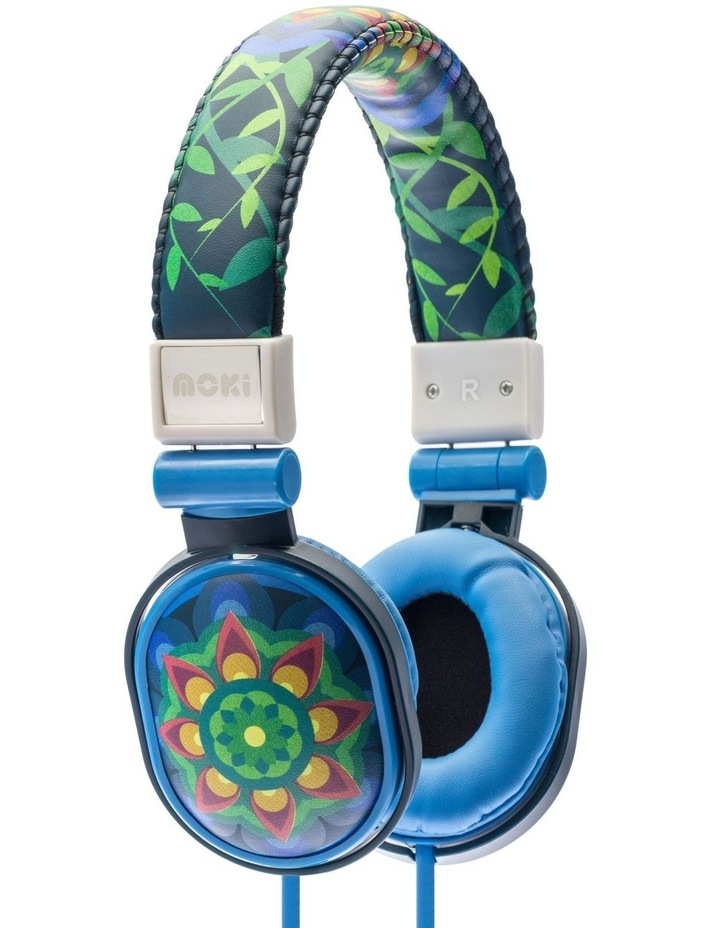 Poppers on-ear Headphones - Mandala image 1