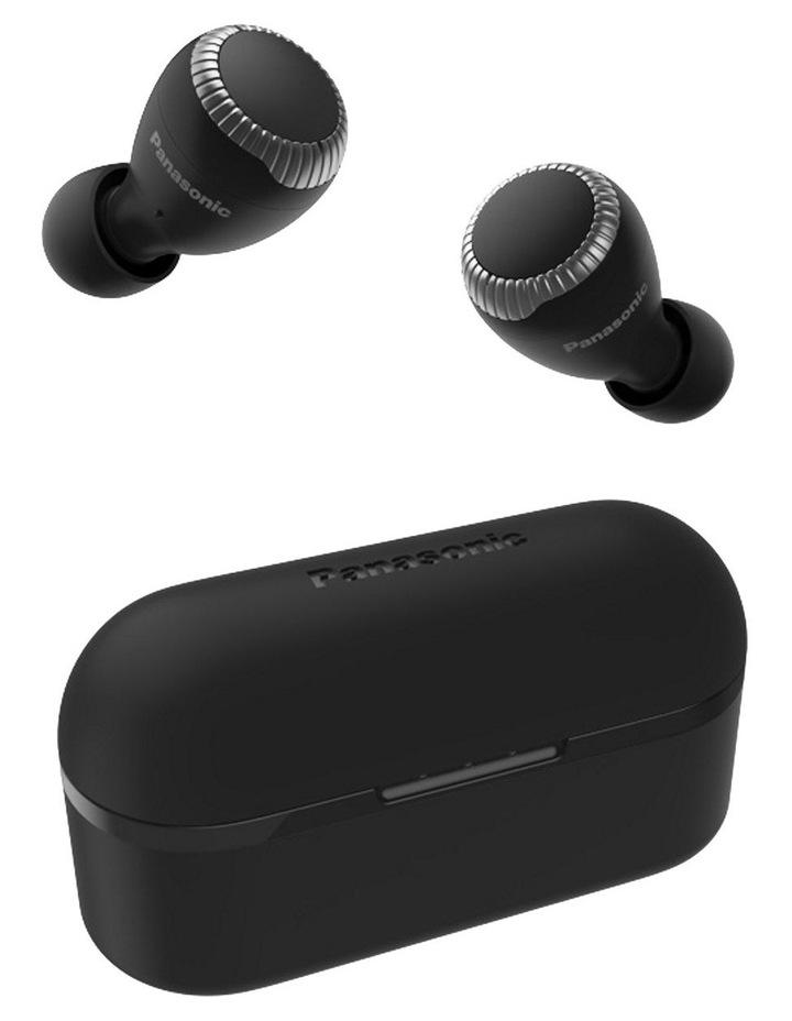 True Wireless Black Earphones image 1