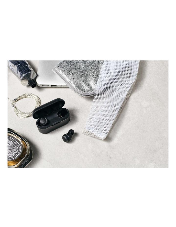 True Wireless Black Earphones image 4