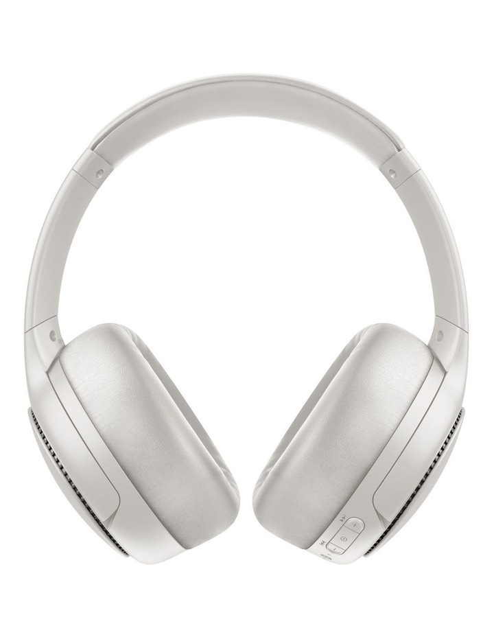 Deep Bass Sand Beige Wireless Headphones image 1