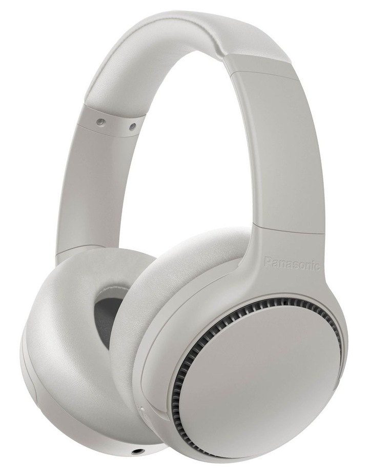 Deep Bass Sand Beige Wireless Headphones image 3