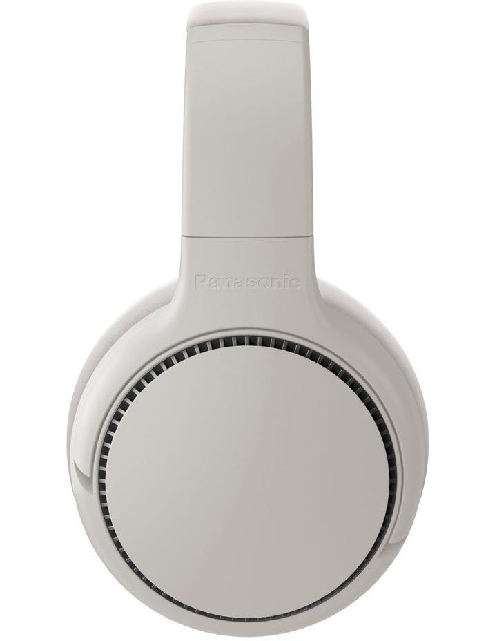 Deep Bass Sand Beige Wireless Headphones image 4