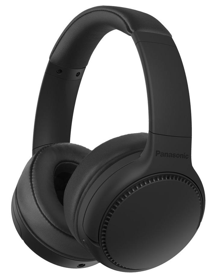 Deep Bass Black Wireless Headphones image 5
