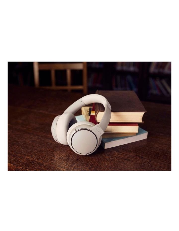 Deep Bass Wireless Headphones - Sand Beige image 1