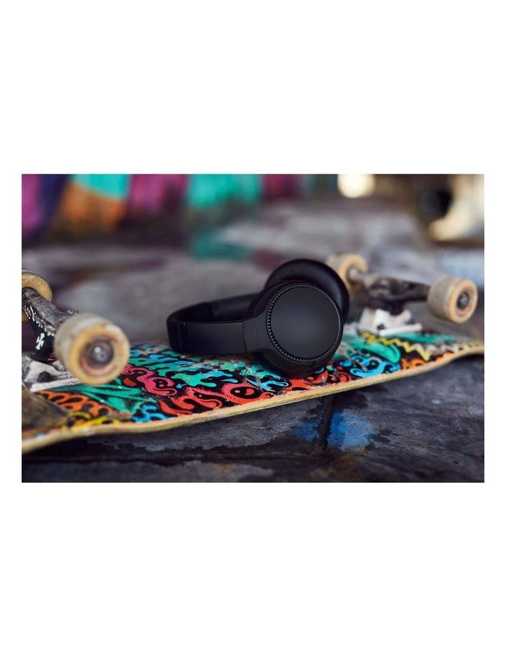 Deep Bass Wireless Headphones - Black image 2