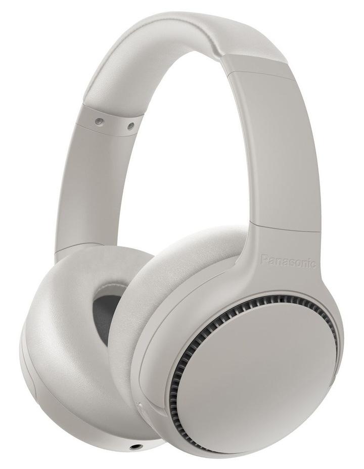 Deep Bass Sand Beige Wireless Noise Cancelling Headphones image 1